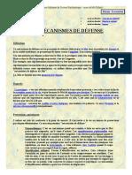 Psychiatriinfirmiere Free Fr Infirmiere Formation Psychologie Psychologie Mecanisme Defense Htm