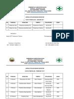 jadwal kegiatan P3M
