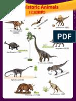 S.1 Info Day - (Rev) Dinosaur Island 2018-19