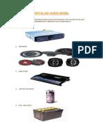 Instalasi Audio Mobil
