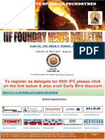 IIF Foundry News Bulletin