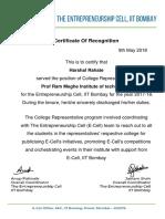 Cr Certificate 1