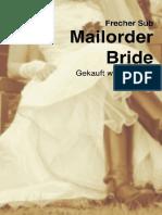 Mailorder Bride