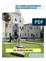 Red Geodesica Nacional Ign