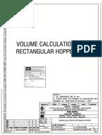 Bunker Volume Calculation