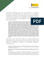Respuesta oficial del Gobierno sobre el viaje de Pedro Sánchez en avión a Benicássim