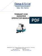 6100 Operator Manual