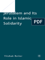 381958443 Jerusalem and Its Role in Islamic Solidarity PDF