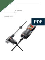 testo 330-2G LL Instruction Manual.pdf