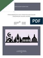 Pengembangan Ilmu Dalam Pandangan agama agama.docx