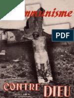 Le Communisme Contre Dieu