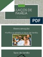 Palestra_os Laços de Família
