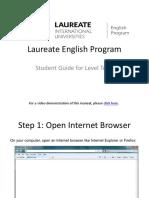 Laureate-StudentManual-LevelTests.pdf