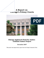 A Report on Chicago's Felony Courts