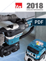 Catalogo Makita 2018