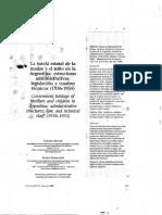 Unidad 2 - Biernat Carolina 2007 . La Tutela Estatal de La Madre y El Nino en La Argentina. en Revista Historia Ciencias Saude. Rio de Janeiro