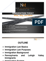 THE INTERSECTION OF IMMIGRATION AND REAL ESTATE