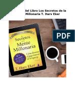 Secretos Del Amente Millon Aria