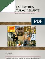 La Historia Cultural y El Arte