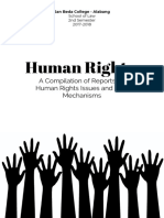 Human Rights Topics