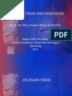 Kelenjar Tiroid Dan Paratiroid