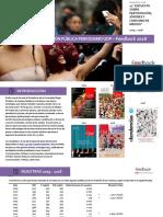 Informe Gráfico Encuesta Jóvenes 2018. Un proyecto de Periodismo UDP & Feedback