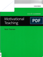 Motivational Teaching Part 1