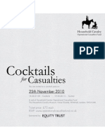 HCOCF Cocktails for Casualties