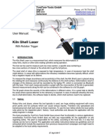 Kiln Shell Laser Manual 1