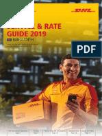 Dhl Express Rate Transit Guide Bd En