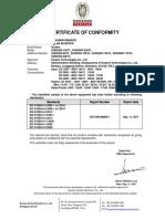 Certificado-sun2000-8!10!12!15!17 20 23ktl Emc Cert Bv En