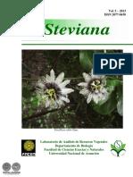 Revista Steviana - Volumen 5 - 2013 - Portalguarani