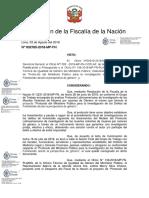 Protocolo Del MP Sobre Delitos de Feminicidio