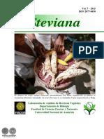 Revista Steviana - Volumen 7 - 2015 - Portalguarani