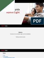Guía Rápida Admin Light[2119]