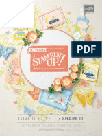 Stampin' Up! 2019 Occasions Catalogue