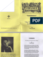 Corinda - Supplement to the 13 Steps of Mentalism