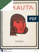 Amauta Índice Acumulativo