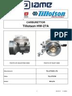348 a Carburatore Tillotson HW 27A(1)