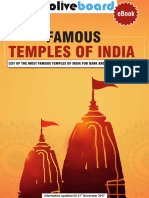 List of Famous Temples in India(1)