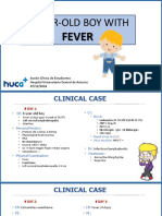 Kawasaki Disease Case report