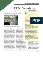 Dec 15 2006  Newsletter Effective Microorganisms Technology