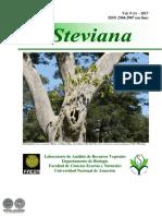 Revista Steviana - Volumen 9 1 - 2017 - Portalguarani