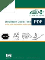 JELD-WEN UK - BWF Stair Installation Guide