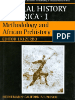 General History of Africa i
