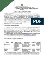 Edital Docente 127-2018