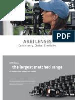 ARRI Lenses Brochure 2016