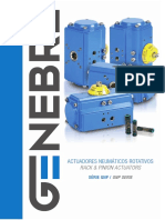 genebre Valves and actuators