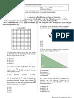 1ª p.d - 2013 (Mat. 7º Ano) - Bpw