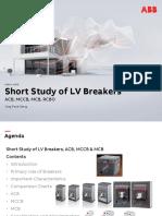 1. ABB Breakers Study Sharing 180911